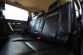 2011 Holden Captiva CG Series II 7 AWD LX Purple 6 Speed Sports Automatic Wagon
