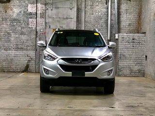 2013 Hyundai ix35 LM2 Highlander AWD Silver 6 Speed Sports Automatic Wagon.