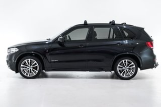 2016 BMW X5 F15 xDrive30d Black 8 Speed Sports Automatic Wagon