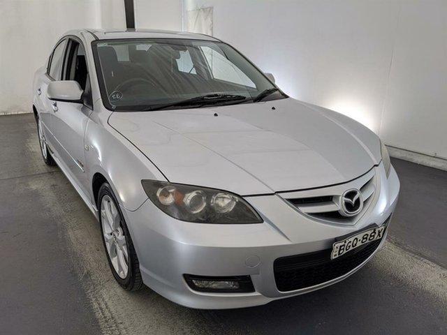 Used Mazda 3 BK1032 SP23 Maryville, 2008 Mazda 3 BK1032 SP23 White 5 Speed Sports Automatic Sedan