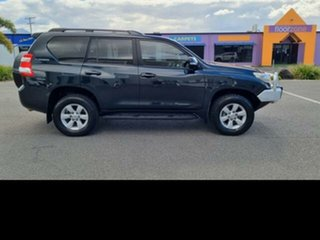 2016 Toyota Landcruiser Prado GDJ150R GXL Metal Storm 6 Speed Sports Automatic Wagon.