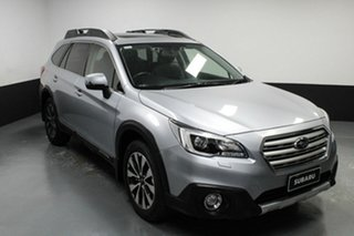 2014 Subaru Outback B6A MY15 2.5i CVT AWD Premium Silver 6 Speed Constant Variable Wagon.