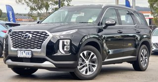 2020 Hyundai Palisade LX2.V1 MY21 AWD Timeless Black 8 Speed Sports Automatic Wagon