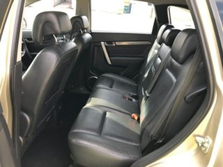 2010 Holden Captiva CG MY10 LX AWD Beige 5 Speed Sports Automatic Wagon