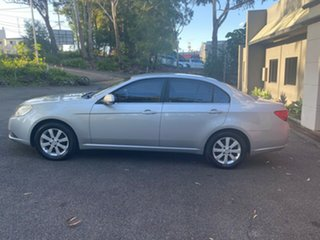2008 Holden Epica EP MY09 CDXi Metallic Silver 6 Speed Sports Automatic Sedan