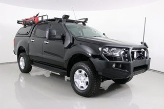 2018 Ford Ranger PX MkII MY18 XLT 3.2 (4x4) Black 6 Speed Automatic Double Cab Pick Up.