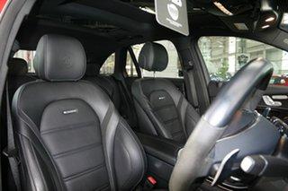 2019 Mercedes-Benz GLC-Class X253 800MY GLC63 AMG SPEEDSHIFT MCT 4MATIC+ S Red 9 Speed