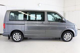 2015 Volkswagen Multivan T5 MY15 TDI400 DSG Comfortline Grey 7 Speed Sports Automatic Dual Clutch.