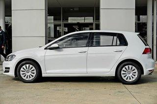 2015 Volkswagen Golf 7 90TSI White Manual Hatchback