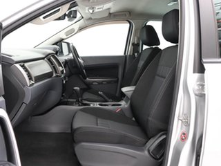 2017 Ford Ranger PX MkII MY18 XLT 3.2 (4x4) Silver 6 Speed Automatic Double Cab Pick Up