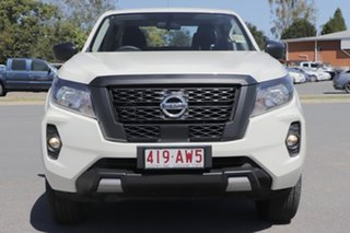 2021 Nissan Navara D23 MY21 SL White Diamond 7 Speed Sports Automatic Utility