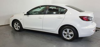 2013 Mazda 3 BL10F2 MY13 Neo White 6 Speed Manual Sedan