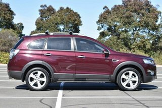 2011 Holden Captiva CG Series II 7 AWD LX Purple 6 Speed Sports Automatic Wagon