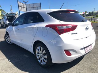 2012 Hyundai i30 GD Active White 6 Speed Sports Automatic Hatchback