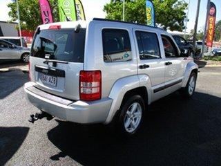 2011 Jeep Cherokee Silver 4 Speed Automatic Wagon