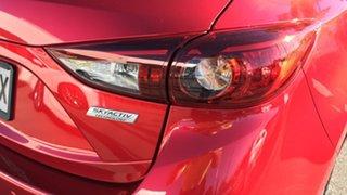 2015 Mazda 3 BM5478 Maxx SKYACTIV-Drive Red/Black 6 Speed Sports Automatic Hatchback