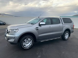 2016 Ford Ranger PX MkII XLT Double Cab 4x2 Hi-Rider 6 Speed Sports Automatic Utility