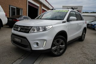 2016 Suzuki Vitara LY RT-S 2WD White 6 Speed Sports Automatic Wagon.