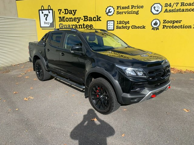Used Holden Special Vehicles Colorado RG MY19 SportsCat+ Pickup Crew Cab Launceston, 2018 Holden Special Vehicles Colorado RG MY19 SportsCat+ Pickup Crew Cab Black 6 Speed