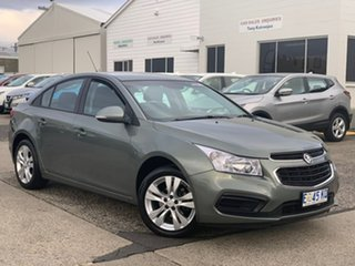 2015 Holden Cruze JH Series II MY15 Equipe Grey 6 Speed Sports Automatic Sedan.