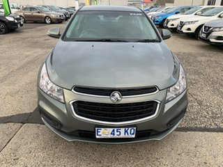 2015 Holden Cruze JH Series II MY15 Equipe Grey 6 Speed Sports Automatic Sedan