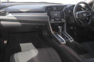 2017 Honda Civic 10th Gen MY17 VTi-L White 1 Speed Constant Variable Sedan