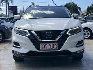 2017 Nissan Qashqai J11 Series 2 N-TEC X-tronic White 1 Speed Constant Variable Wagon.