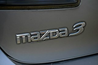 2012 Mazda 3 BL Series 2 Neo Silver Sports Automatic Hatchback