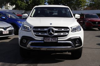 2019 Mercedes-Benz X-Class 470 X250d 4MATIC Power White 7 Speed Sports Automatic Utility