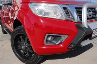 2016 Nissan Navara D23 S2 ST-X Red 7 Speed Sports Automatic Utility.