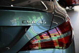 2017 Mercedes-Benz CLA-Class C117 808+058MY CLA45 AMG SPEEDSHIFT DCT 4MATIC Grey 7 Speed