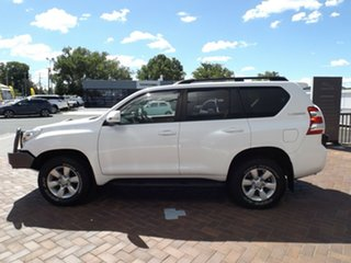 2015 Toyota Landcruiser Prado GDJ150R GXL 6 Speed Sports Automatic Wagon