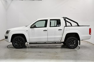 2014 Volkswagen Amarok 2H MY14 TDI420 4Motion Perm White 8 Speed Automatic Utility.