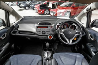 2013 Honda Jazz GE MY13 Vibe Black 5 Speed Automatic Hatchback