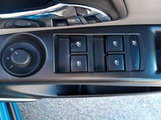 2015 Holden Cruze JH Series II MY15 CDX Blue 6 Speed Sports Automatic Sedan