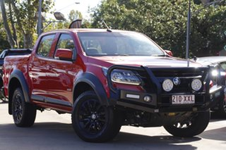 2018 Holden Colorado RG MY19 LS Pickup Crew Cab Red 6 Speed Sports Automatic Utility.
