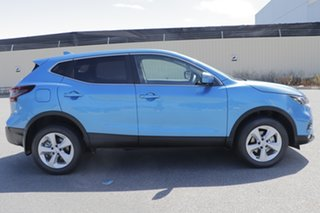 2020 Nissan Qashqai J11 Series 3 MY20 ST+ X-tronic Vivid Blue 1 Speed Constant Variable Wagon.