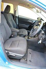2016 Toyota Corolla ZRE172R Ascent S-CVT Blue Gem 7 Speed Automatic Hatchback