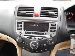 2008 Honda Accord Euro CL MY2007 Black 5 Speed Automatic Sedan