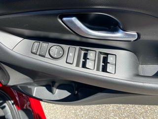 2018 Hyundai i30 PD MY18 SR D-CT Premium Fiery Red 7 Speed Sports Automatic Dual Clutch Hatchback