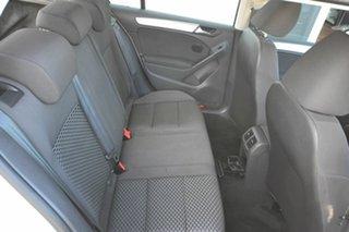 2009 Volkswagen Golf 1K MY10 90 TSI Trendline White 6 Speed Manual Hatchback
