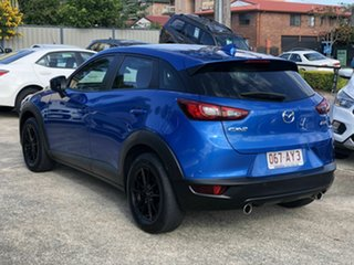 2016 Mazda CX-3 DK2W7A Neo SKYACTIV-Drive Blue 6 Speed Sports Automatic Wagon.