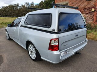 2013 Ford Falcon FG MkII XR6 EcoLPi Silver Sports Automatic Utility