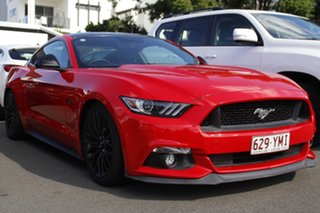 2015 Ford Mustang FM GT Fastback SelectShift Red 6 Speed Sports Automatic Fastback.