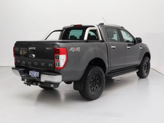 2018 Ford Ranger PX MkII MY18 XLT 3.2 (4x4) Grey 6 Speed Manual Double Cab Pick Up