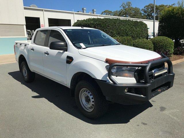 Used Ford Ranger PX MkII XL Acacia Ridge, 2015 Ford Ranger PX MkII XL White 6 speed Automatic Utility