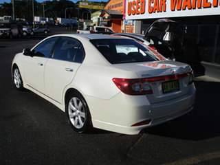 2008 Holden Epica EP MY09 CDX Pearl White 6 Speed Automatic Sedan.