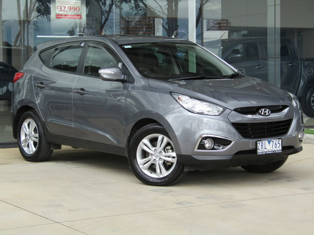 Used Hyundai ix35 LM2 SE AWD Ravenhall, 2013 Hyundai ix35 LM2 SE AWD Grey 6 Speed Sports Automatic Wagon