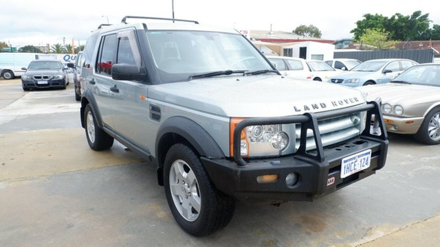Used Land Rover Discovery 3 SE St James, 2006 Land Rover Discovery 3 SE Green 6 Speed Sports Automatic Wagon