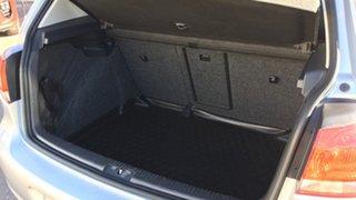 2012 Volkswagen Golf VI MY13 118TSI DSG Comfortline Billet Silver 7 Speed